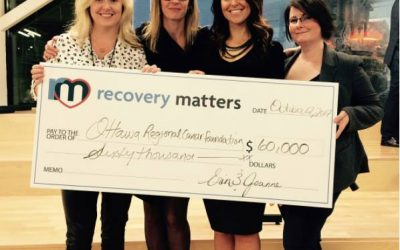 $60,000.00 Raised for the Regional Cancer Foundation