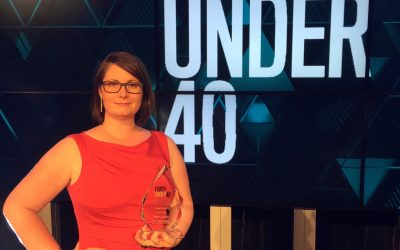 Stayci Keetch Wins Forty Under 40 in Ottawa